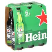 Pivo Heineken 4 pack limenka 0,4 l