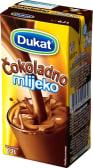 Mlijeko čokoladno 0,2 l Dukat