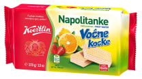 Napolitanke voćne kocke Koestlin 370 g