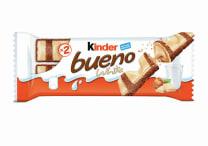 Kinder Bueno white 43 g