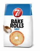 Bake rolls natural 80 g