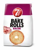 Bake rolls bacon 70 g