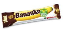 Čokolada bananko Kraš 30 g
