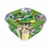 Sladoled Quattro pistacija - lješnjak - van butter Ledo 1650 ml