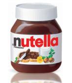 Krema Nutella 400 g