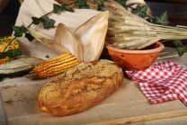 Kruh domaći kukuruzni pakirani (oblik štruce) 700 g