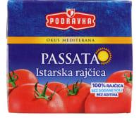 Rajčica pasirana brik Podravka 500 ml