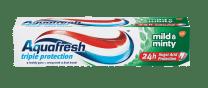 Aquafresh pasta za zube mild&minty 100 ml
