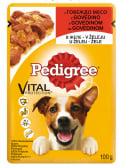Pedigre vrećica govedina hrana za pse 100 g