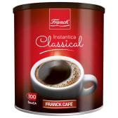 Kava instant 100 g limenka Franck