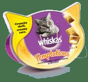 Whiskas temptations 60 g