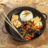 Рис з куркою (400г)