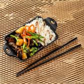 Рис з овочами (340г)