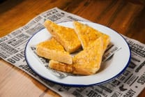 Texas Toast with Cheese