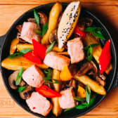 Гаряча рибна сковородочка (300г)