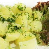 Картопля відварна з зеленню (250г)