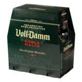 VOLL DAMM BOTELL.PACK 6X25CL