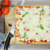 Teglia pizza margherita 40x30cm