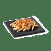 King Fries (+ Cheddar Bacon Cebolla)  Promoción