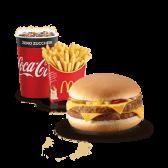 McMenu Double Cheeseburger