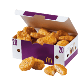 Spicy McNuggets 20