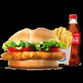 Menú Chicken Tendercrisp®