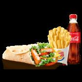 Menú Chicken® Wrap