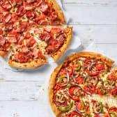 40% 2 Pizzas Medianas