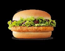 Chicken Burger BBQ