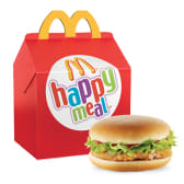Happy meal™ chickenburger