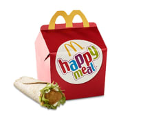 Happy Meal® McWrap Chicken Mayo