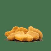 Nuggets sin salsa al 50% de descuento x6