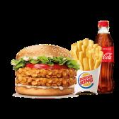 Menú Doble Crispy Chicken®