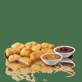 9 Chicken McNuggets