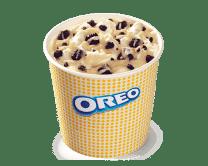 McFlurry® Oreo con Chocolate Blanco