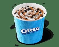 McFlurry® Oreo con Fresa