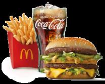 McMenú® Big Mac®