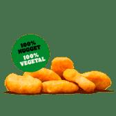 Nuggets vegetales x6