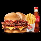 Menú The King Bacon
