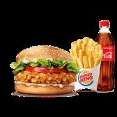 Menú Crispy Chicken®