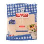 Pão Roll's Bimbo (emb. 250 gr)