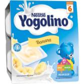 Yogolino Banana Nestlé (emb. 4 x 100 gr)