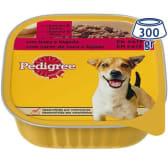 Comida Húmida para Cão Carne e Fígado Pedigree (emb. 300 gr)