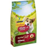 Ração para Cão Mini Adulto Nutri Soft com Frango Purina Friskies (emb. 1,4 kg)