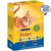 Ração para Gato Adulto com Atum e Legumes Selecionados Purina Friskies (emb. 400 gr)