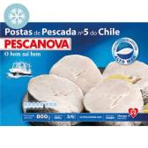 Postas Pescada Nº 5 para Cozer Ultracongeladas Pescanova (emb. 800 gr (3 a 6 un))