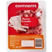 Tiras de Bacon Fumado Continente (emb. 150 gr)