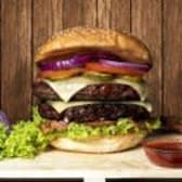 Burger Mięsny Wypas 210g