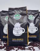 ყავა კოფისტა (მარცვალი) 0,5 კგ გასაყიდი