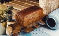 ჭვავის პური ბუნებრივ საფუარზე - 800გრ
